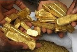 barre oro